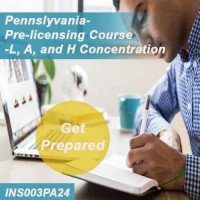 Pennsylvania: Prelicensing Course - Life, Accident and Health Insurance Concentration