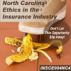 North Carolina - Ethics in the Insurance Industry (CE)
