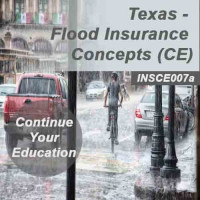 Texas: 3 hr CE Flood Insurance Concepts