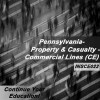 Pennsylvania - Property and Casualty Insurance - Commercial Lines (6hrs CE)