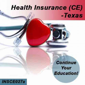 Texas - Health Insurance (CE)