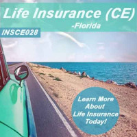 Florida:15 hr All Licenses CE - Overview of the Life Insurance Industry (INSCE028FL15)