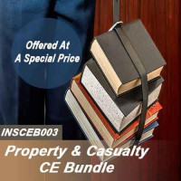 Florida: 24 hr CE - Property and Casualty Complete Bundle