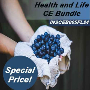 Florida - INSCEB005FL24 - Health and Life CE Bundle