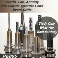 Florida:  Health, Life Practice Exams