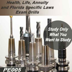 Florida - Health, Life, Annuity and Florida-specific Laws Exam Drills