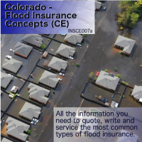 Colorado - Flood Insurance Concepts (CE)